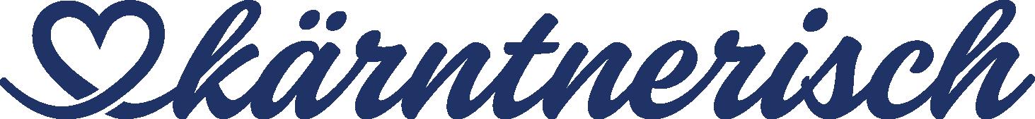 Kärntnerisch Logo