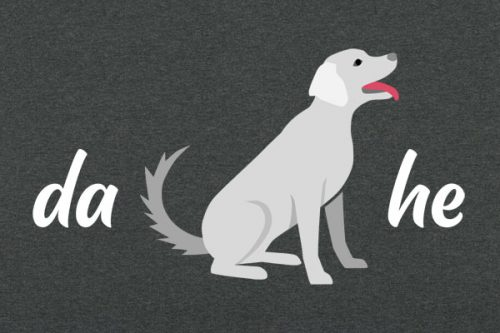 Da Hund he - kärntnerisch